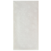 White Snowflake Table Cover