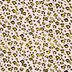Gold Leopard On Pink Apparel Fabric