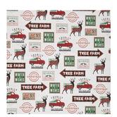 Tree Farm Gift Wrap