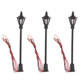 Miniature Street Lamp Posts