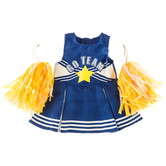 Cheerleader Doll Outfit