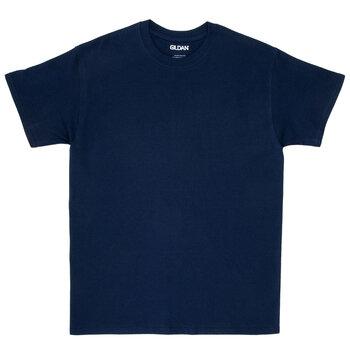 Navy Adult T-Shirt - XL