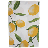 Lemons & Leaves Tablecloth