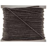 Black Hemp Jewelry Cord
