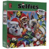 Christmas Cat Selfies Puzzle
