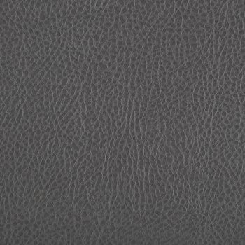 Pewter Avanti Faux Leather Fabric