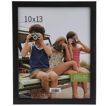 Black Wood Wall Frame