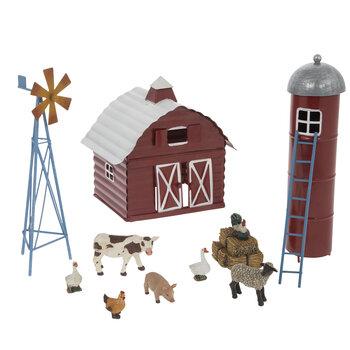 Garden Farmhouse