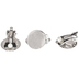 Ear Clips With Pads - 15mm