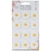 Daisy Flower Embellishments