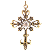 Royal Cross Pendant
