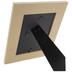 Beige Rope Edge Wood Frame - 5