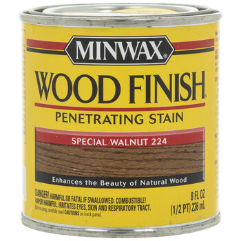 Special Walnut Minwax Wood Stain