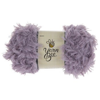 Lovely Lilac Yarn Bee Snuggle Up Yarn