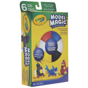 Primary Crayola Model Magic