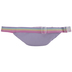 Purple Iridescent Cat Print Fanny Pack