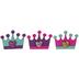 Princess Crown Shank Buttons
