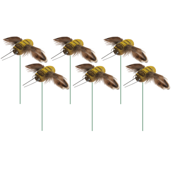 Feather Bees