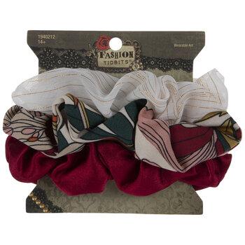Springtime Beauty Scrunchies
