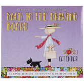 2021 Back To The Drawing Board Mary Engelbreit Calendar