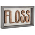 Floss Wood Decor