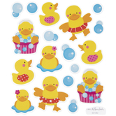 Rubber Ducky Stickers
