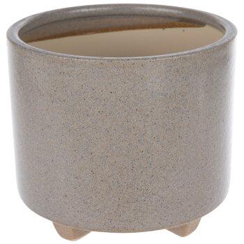 Speckled Flower Pot
