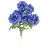 Blue Rose Bush