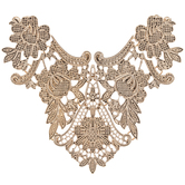 Lace Statement Pendant