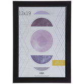 "Black Angled Wall Frame - 13"" x 19"""