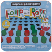 Magnetic Four In A Row Game