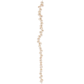 White Cultured Pearl Bead Strand