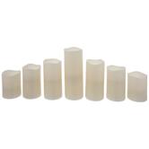 Ivory LED Candles
