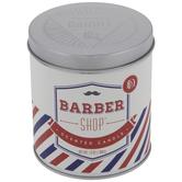 Barber Shop Candle Tin