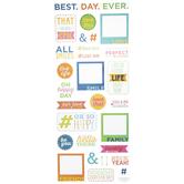 Trendy Phrases Stickers