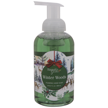 Winter Woods Foaming Hand Soap