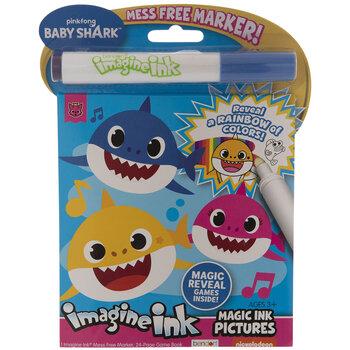 Baby Shark Imagine Ink Pad