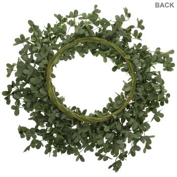 Green Foliage Wreath