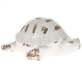 Cream Sea Turtle Lamp