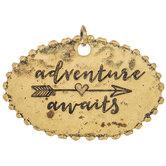 Adventure Awaits Pendant