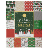 "Merry & Magical Paper Pack - 8 1/2"" x 11"""