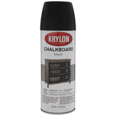 Black Krylon Chalkboard Finish Spray Paint