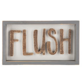Flush Wood Decor