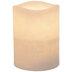 White LED Pillar Candle - 3