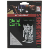 Metal Earth Optimus Prime Model Kit