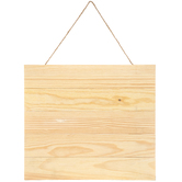 Rectangle Wood Wall Decor