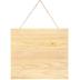 Rectangle Wood Wall Decor