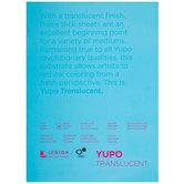 "Yupo Translucent Paper Pad - 9"" x 12"""