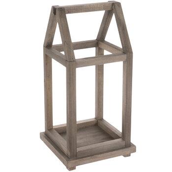 Simple Wood Lantern