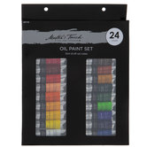 Master's Touch Oil Paints - 24 Piece Set